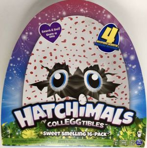 New Hatchimals Colleggtables Sweet Smelling 16 Pack (Tarpon Springs) for Sale in Palm Harbor, FL