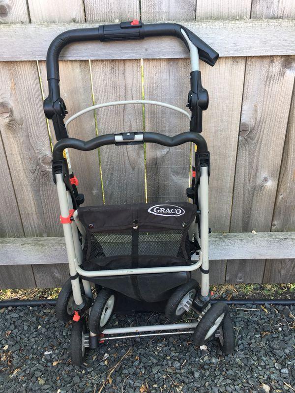 Snap N' Go Car seat stroller