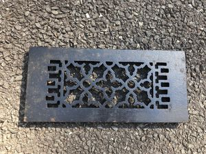 Cast iron vent registers for Sale in Avon, CT