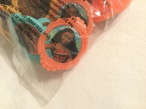 NEW! Moana Voyagers 24 count Cupcake Rings for Sale in Hilliard, OH