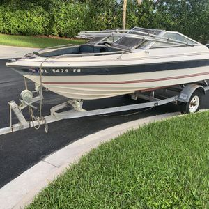 Bayliner Capri 15 Feet No Title For Free for Sale in Delray Beach, FL
