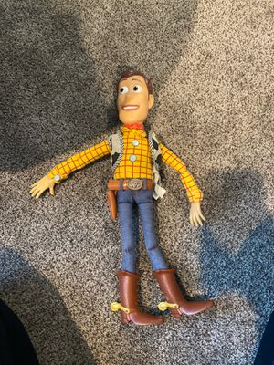 Original woody doll for Sale in Apple Valley, CA