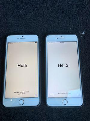 iPhone 6s plus & 6 plus for Sale in Scottsdale, AZ