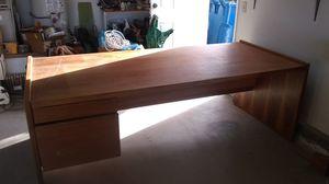 Large Wood Desk for Sale in Bonita, CA