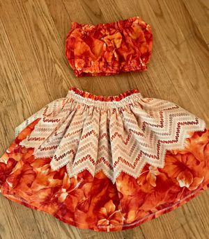 Moana costume (kids small) for Sale in Des Plaines, IL