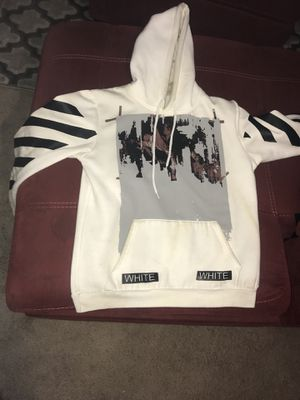 Off white jacket for Sale in Cedar Hill, TX