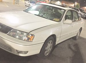 99 Toyota Avalon with 188000 miles. Fair/good condition. for Sale in Parkersburg, WV