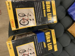 Bicycle Ceiling Bike Lifts (Qty: 2) for Sale in Fort Lauderdale, FL