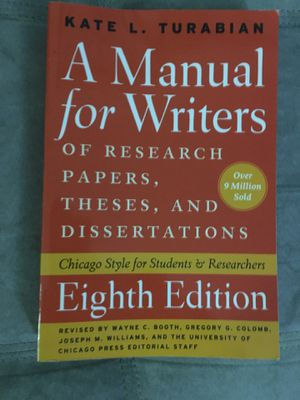 Writer's manual for Sale in Milton, FL