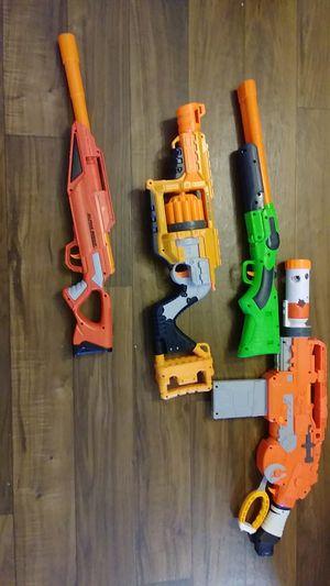 Nerf guns for Sale in Albuquerque, NM
