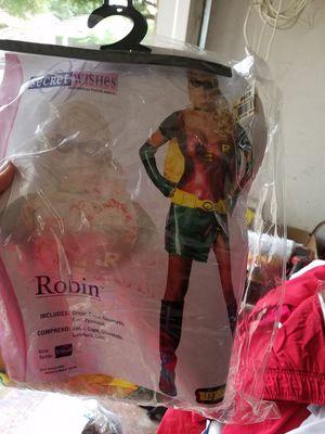 Robin Halloween costume. Adult Xsmall. for Sale in Grand Prairie, TX