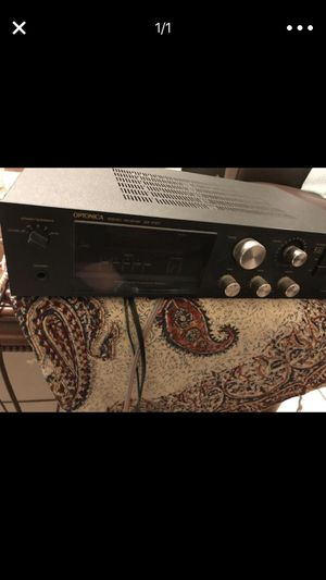 Vintage Optonica Stereo Receiver model SA-5107 for Sale in Austin, TX