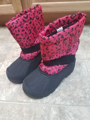 Kid's Size 13 snow boots for Sale in Joint Base Lewis-McChord, WA