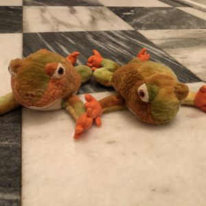 Two Ty Beanie Babies Prince The Frog for Sale in Peachtree City, GA