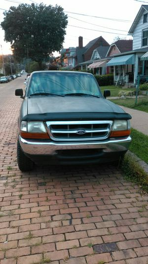 1999 ford ranger tiered of putting money in it for Sale in Coraopolis, PA