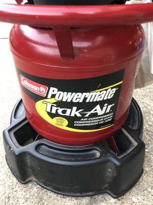 Coleman powermate compressor for Sale in Houston, TX