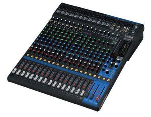 20-Channel Mixer With Effects Console Mezclador de Sonido Profesional Audio Yamaha MG20XU for Sale in Miami, FL