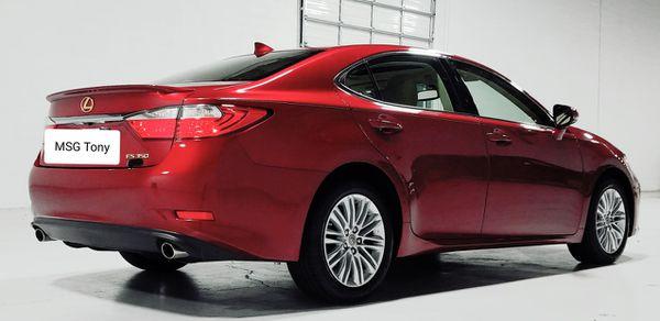 2015 Lexus ES350 for Sale!!