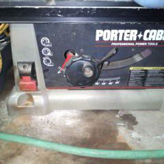 Porter Cable Table Saw for Sale in Auburn, WA