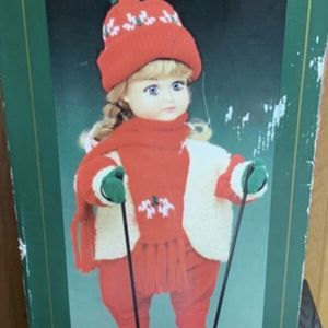 Holiday Winter Animatronic Skier for Sale in Lebanon, PA