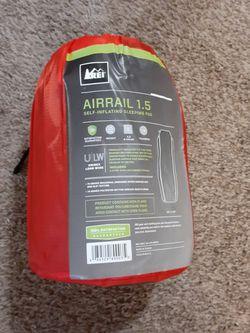 REI Airrail 1.5 sleeping pad for Sale in Bellevue,  WA