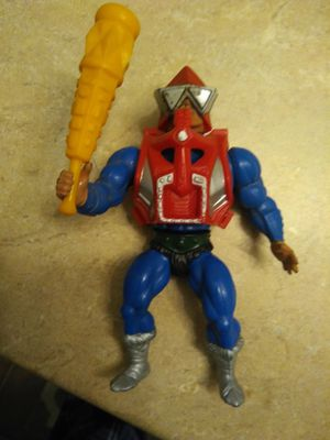 1980s HeMan Masters of the universe MECHANECK with accessories for Sale in Federal Way, WA