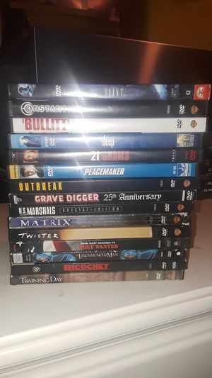 DVD Movies for Sale in Santa Ana, CA