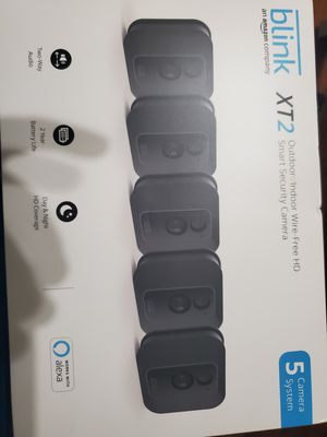 Blink XT2 Cameras. New cost over $350 ... for Sale in Montebello, CA
