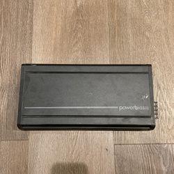 Powerbass ACS-4120 Amplifier for Sale in Dallas,  TX