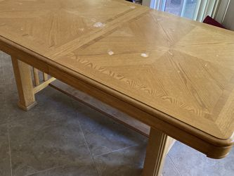 Dining Table Seats 6 for Sale in Riverside,  CA