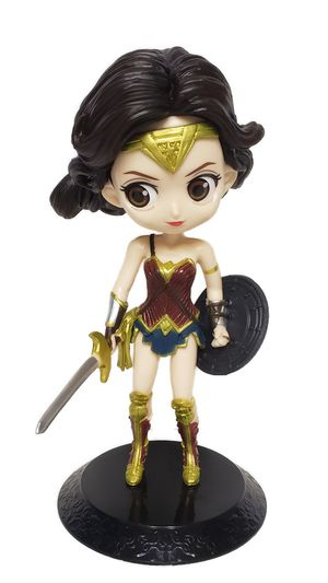 Wonder Woman Collectible Action Figure, From DC Comics for Sale in Alhambra, CA