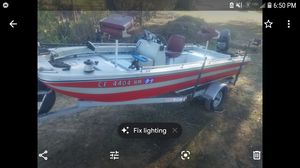 Rough neck boat for Sale in Corning, CA