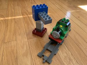LEGO Duplo Percy at the Water Tower for Sale in Shrewsbury, MA