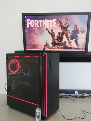 ** FINANCING + BRAND NEW ** Custom Build Gaming Desktop PC Computers Intel Core i5-9400F 8GB RAM 240 GB SSD AMD Radeon RX 580(8GB) for Sale in Fontana, CA