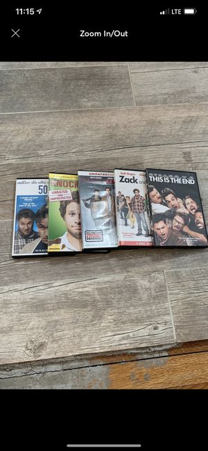 Seth Rogan DVD's for Sale in East Providence, RI