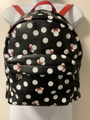 Disney Minnie Mouse Backpack- so cute and like New! for Sale in Sandy, OR
