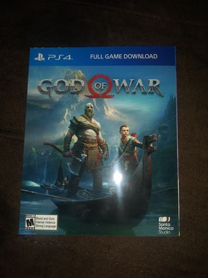 God of war for Sale in Tulare, CA