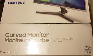 "Samsung 32"" curved HDMI Monitor for Sale in Chula Vista, CA"