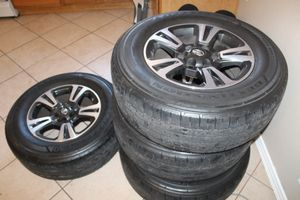 2016 Tacoma sport wheels for Sale in San Leandro, CA