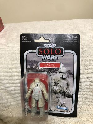 Star Wars SOLO Range Trooper KENNER- Action Figure for Sale in Des Plaines, IL
