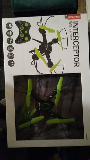 Drone interceptor with camera for Sale in Henderson, NV