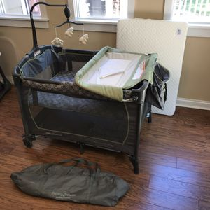 Baby Trend Nursery Center for Sale in CONCORD FARR, TN