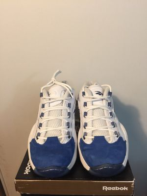 69a0600945a1 Reebok Question low size 10 for Sale in San Jose