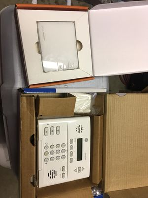 Home alarm panel and thermostat WiFi for Sale in Reedley, CA