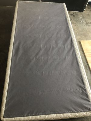 Twin Box Spring .. offer the Best price for Sale in Daniels, MD