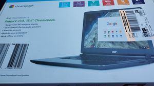 Acer Chroomebook 15.6 for Sale in Lake Charles, LA