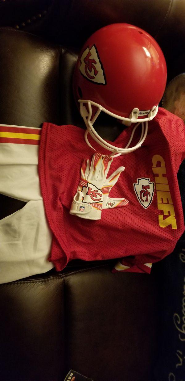 Kansas City Chiefs football set