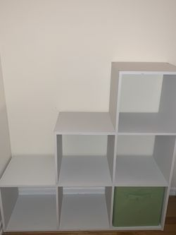 321 Cube Organizer Shelf White for Sale in Queens,  NY