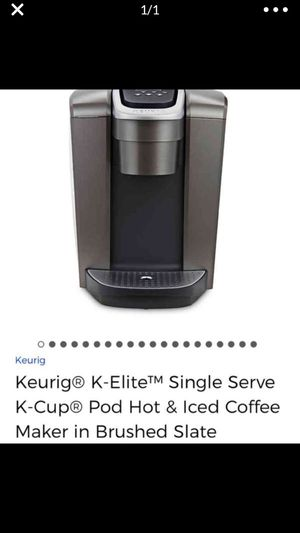 Keurig single serve k-cup coffee maker like new with box for Sale in Norwalk, CA