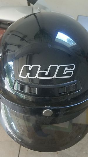 HJC motorcycle helmet for Sale in Chagrin Falls, OH